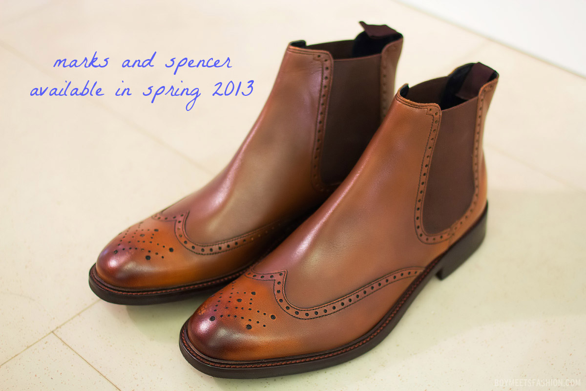 Marks And Spencer Mens Shoes And Boots